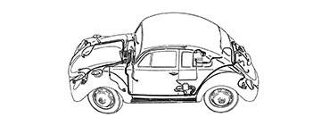 F141900897 vw parts bug parts or bus parts volkswagen parts for your vw 74 VW Beetle Wiring Diagram at soozxer.org