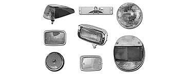 Light Lenses & Seals