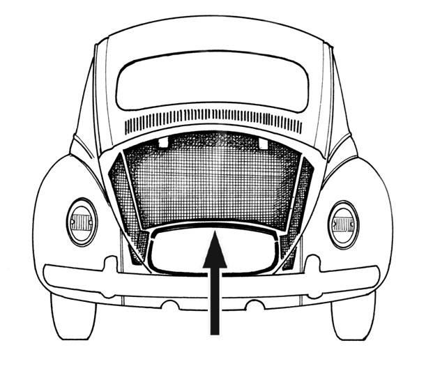 1968 Vw Bug Engine