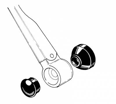 EXTERIOR - Windshield Wiper Parts - 251-9561