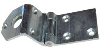 INTERIOR - Door Hardware - 111-411D
