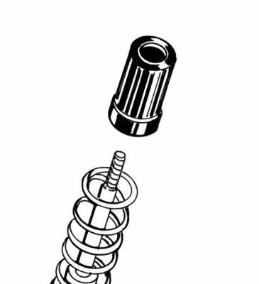 CHASSIS / SUSPENSION / CABLES - Suspension Parts, Front & Rear - 133-302