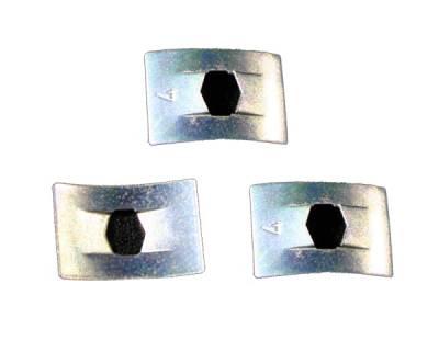 EXTERIOR - Body Molding, Emblems & Hardware - 171-939