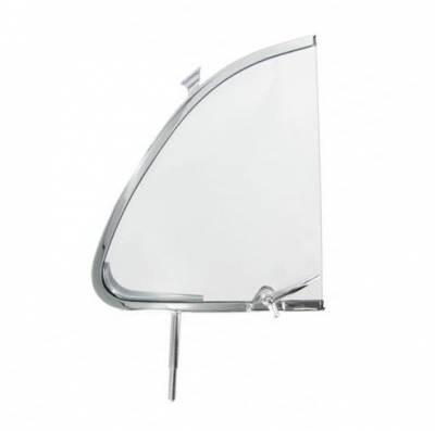 EXTERIOR - Door Hardware - 113-606A