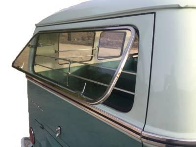 EXTERIOR - Safari Window Kits & Parts - 261-250WH
