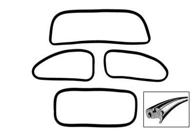 EXTERIOR - Window Metal Molding - 113-305A