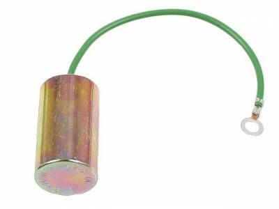 ELECTRICAL (MECHANICAL SECTION) - Distributor Parts - 02-006