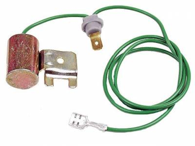 ELECTRICAL (MECHANICAL SECTION) - Distributor Parts - 02-039