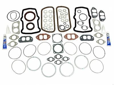 ENGINE COMPARTMENT - Engine Seals - 025-198-009B