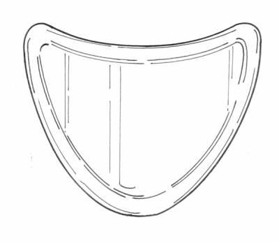 EXTERIOR - Light Lenses, Seals & Parts - 111-125