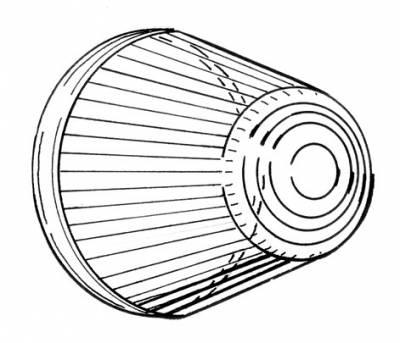 EXTERIOR - Light Lenses, Seals & Parts - 111-161C-L/R