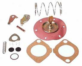 FUEL SYSTEM - Fuel Tanks, Senders & Pumps - 111-198-551