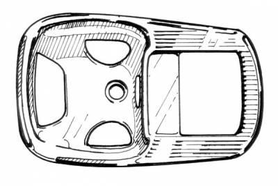 INTERIOR - Door Hardware - 211-097