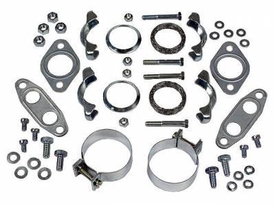 Exhaust / Muffler / Heater Parts - Mufflers, Tail Pipes & Exhaust Hardware - 111-298-009BG