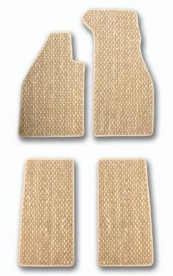 Carpet Kits & Floor Mats - Floor Mats (Rubber / Carpet / Coco Mats) - 111-400C-TN