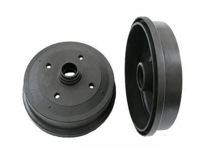 BRAKE SYSTEM - Brake Drums - 111-405-615B