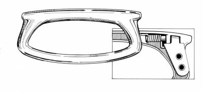 EXTERIOR - Door Hardware - 111-642