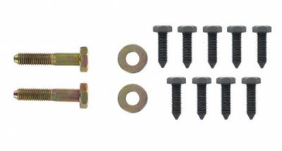 CHASSIS/SUSPENSION/CABLES - Chassis & Pan Parts & Seals - 111-899-001