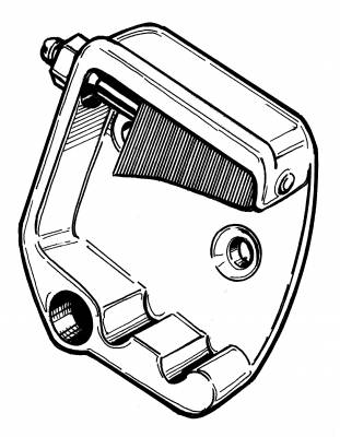 INTERIOR - Door Hardware - 113-035B