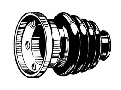 SHOCKS/SUSPENSION/AXLE - Axle Parts / Wheel Bearings - 113-149-USA