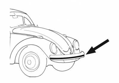 EXTERIOR - Bumper Parts - 113-201B