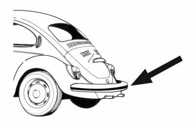 EXTERIOR - Bumper Parts - 113-401A