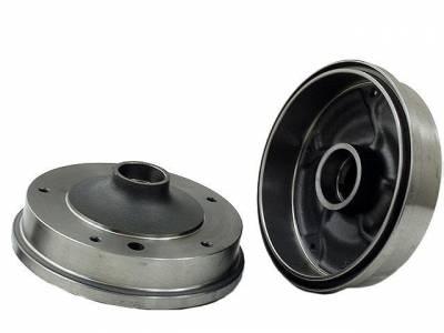 BRAKE SYSTEM - Brake Drums - 113-405-615A