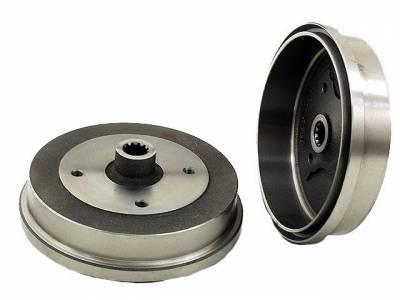 BRAKE SYSTEM - Brake Drums - 113-501-615J