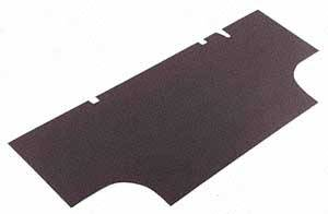 TRUNK COMPARTMENT - Trunk Carpet Kits & Liners - 111-509B