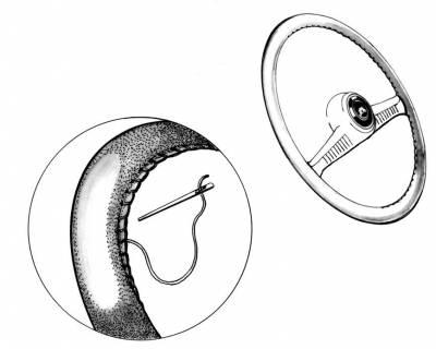 INTERIOR - Dash Parts & Accessories - 113-616-BK