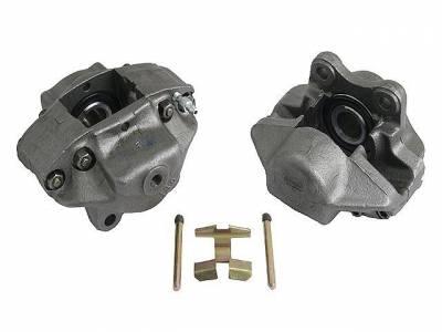 BRAKE SYSTEM - Brake Rotors & Calipers - 113-615-107A