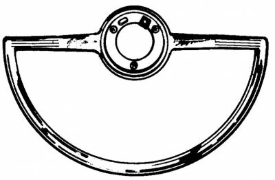 INTERIOR - Steering Wheels & Parts - 113-668