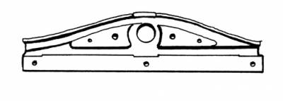 INTERIOR - Sunroof Covers, Seals & Hardware - 117-369A