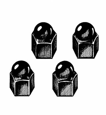 EXTERIOR - Hubcaps, Lug Nuts & Accessories - 133-173