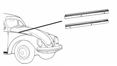 EXTERIOR - Body Molding, Emblems & Hardware - 133-265-L/R
