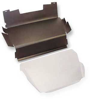 TRUNK COMPARTMENT - Trunk Carpet Kits & Liners - 133-505