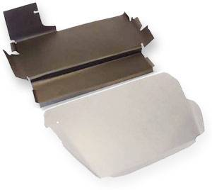 TRUNK COMPARTMENT - Trunk Carpet Kits & Liners - 133-505A