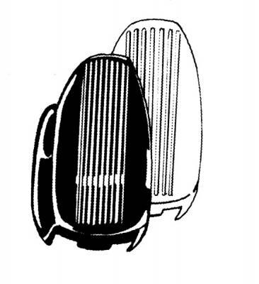 INTERIOR - Interior Rubber & Plastic - 133-639-BK