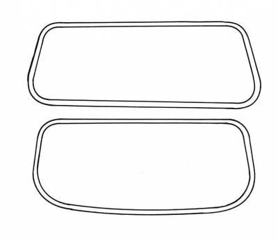Window Rubber - American Style Window Rubber Kits - 143-016B
