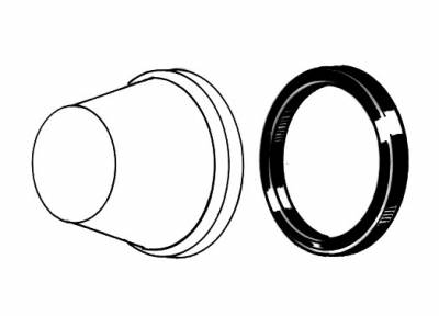 EXTERIOR - Light Lenses, Seals & Parts - 141-152