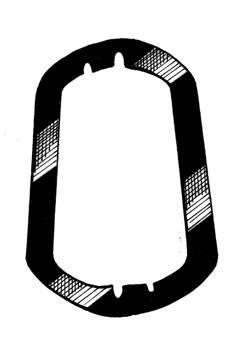 EXTERIOR - Body Rubber & Plastic - 141-177A-L/R