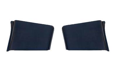 CONVERTIBLE TOP PARTS - Convertible Top Rubber, Pads, Hinge Covers & Parts - 141-196A-L/R