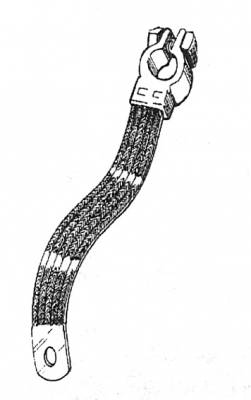 ELECTRICAL - Battery Cables/Grounding Straps - 141-235A