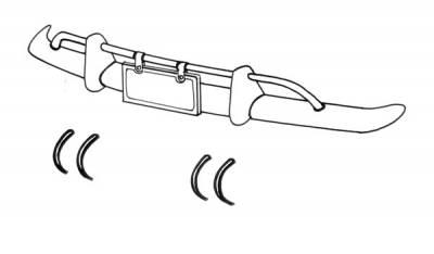 EXTERIOR - Bumper Parts - 141-241B