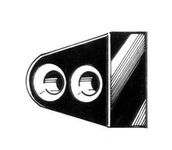 EXTERIOR - Door Rubber/Plastic - 141-277-L/R
