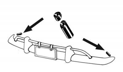 EXTERIOR - Bumper Parts - 141-300