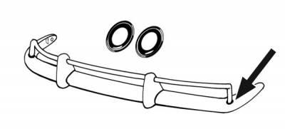 EXTERIOR - Bumper Parts - 141-387