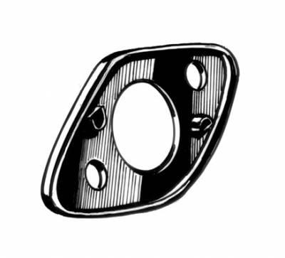 EXTERIOR - Body Rubber & Plastic - 141-511-L/R