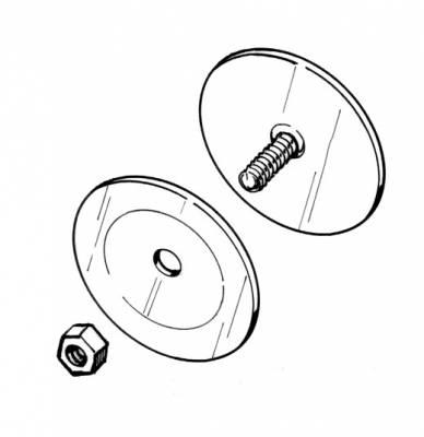 EXTERIOR - Body Molding, Emblems & Hardware - 141-631-L/R