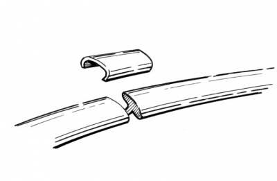 EXTERIOR - Window Molding - 143-100